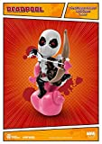 Beast Kingdom Toys Marvel Comics Mini Egg Attack Figure Deadpool Cupid X-Force Version SDCC Exclusi
