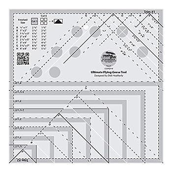Creative Grids Ultimate Flying Geese Tool - CGRDH4