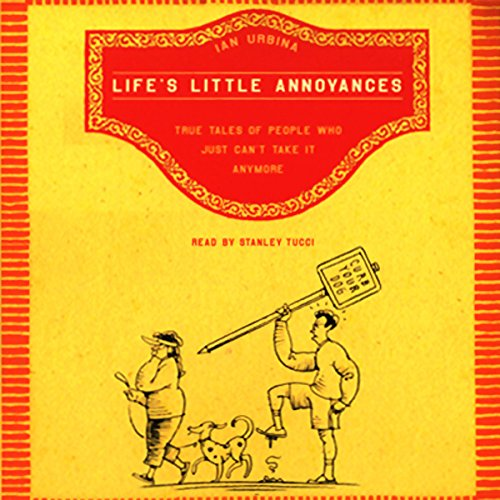 Life's Little Annoyances audiobook cover art
