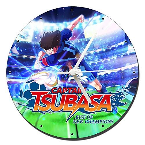 MasTazas Captain Tsubasa Rise of New Champions Horloge Murale Wall Clock 20cm