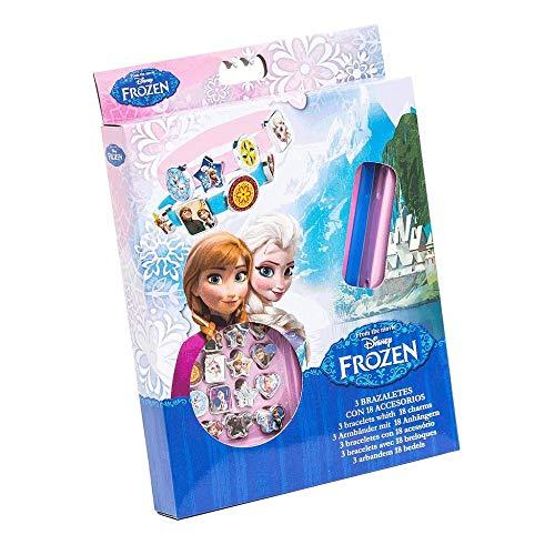 Children's Disney Frozen make your own Charm Bracelet Set