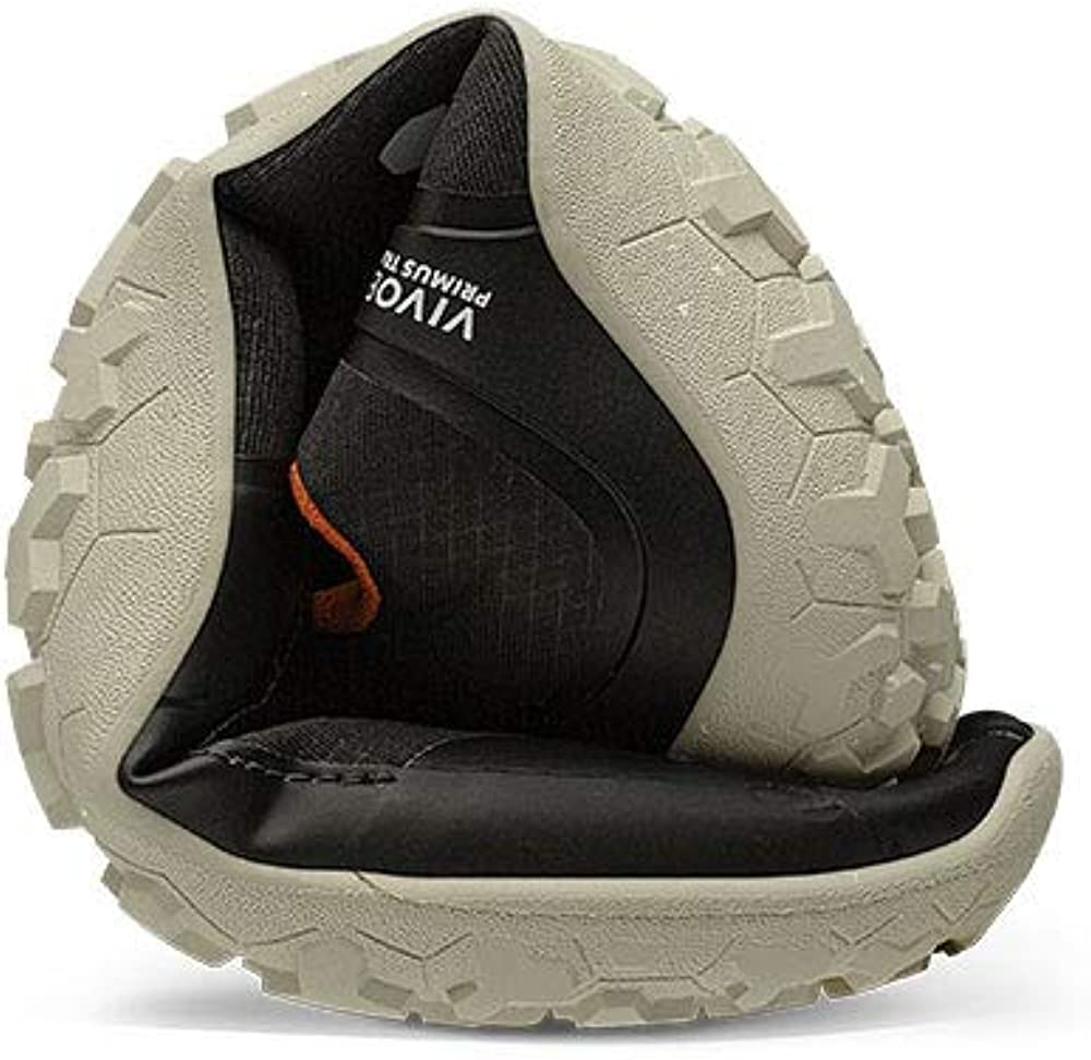 with Barefoot Sole Mens Water Resistant Trail Shoes VIVOBAREFOOT Primus Trail Winter FG