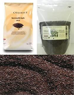 Callebaut Vermicelli Dark, 32 Ounce