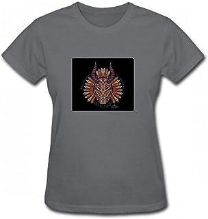 トップス ブラックパンサーキルモンガ Women T-Shirt レディーズ Tシャツ