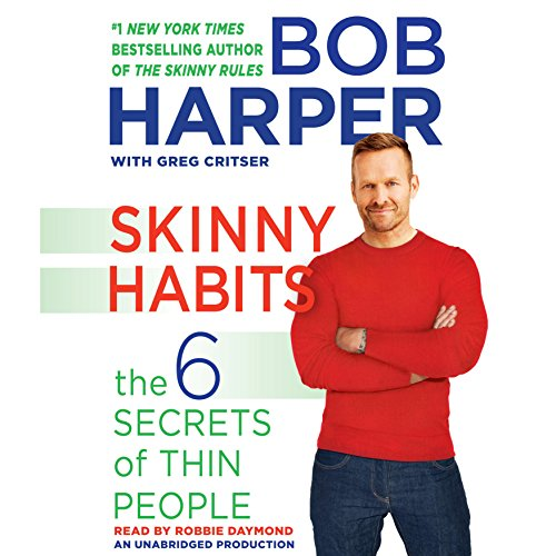 Skinny Habits audiobook cover art