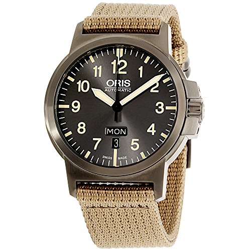 Oris BC3 Advanced, Data Giorno