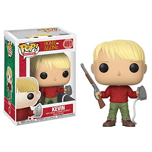 SuperMM Movies: Home Alone #491 Kevin Bobblehead Figures