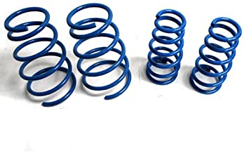 M2 Performance Lowering Coil Low Springs for 89-94 Nissan 240SX XE SE LE S13