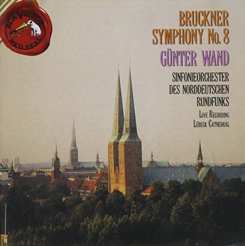 Bruckner: Symphony No. 8 by unknown (1990-02-22)