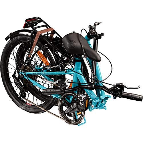 Galano Klapprad 20 Zoll Fahrrad Faltrad Metropolis Campingrad Citybike - 4