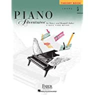 Level 5 - Theory Book: Piano Adventures