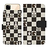 iPhone 12 mini スライド式 手帳型 スマホケース スマホカバー dslide127(A) チェス ボードゲーム マインドスポーツ アイフォントゥエルブミニ アイフォン12ミニ iphone12mini スマートフォン スマートホン 携帯 ケース アイフォントゥエルブミニ アイフォン12ミニ iphone12mini 手帳 ダイアリー フリップ スマフォ カバー