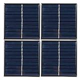 Panel solar adecuado, módulo de panel solar 5v 0.8w 0.16a...