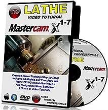 Mastercam X1-X7 LATHE Video Tutorial Training in 720P HD