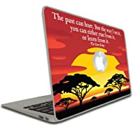 VictoryStore Electronic Device Cover, Vinyl Skin Cover, Compatible with MacBook Air or Pro (13 inch) Vinyl Skin - The Lion King The Past.