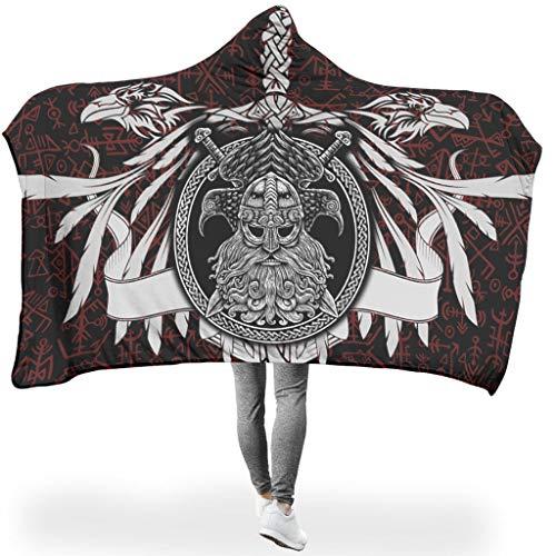 Generic Branded Bata de murciélago, ligera, muy cómoda, multicolor, bonita, apta para oficina, para hombres y mujeres, regalo blanco, 150 x 200 cm