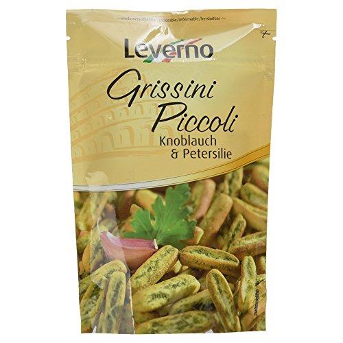 Grissini Piccoli Knoblauch / Petersilie, 100 g