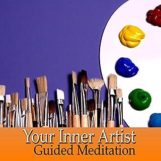 Guided Meditation for Your Inner Artist audiobook cover art