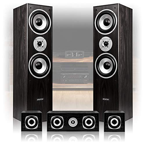Fenton 5.0 Surround Sound Speake...