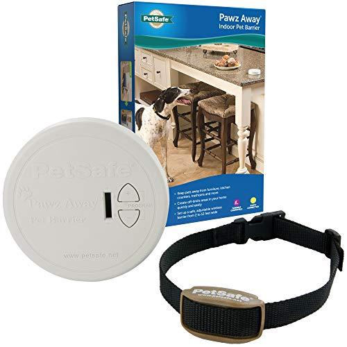 PetSafe Pawz Away Indoor Pet Barrier with Adjustable Range – Dog and Cat Home Proofing – Static...