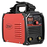 ZENY Arc Welding Machine DC Inverter Dual Voltage 110/230V IGBT Welder 160 AMP Stick...