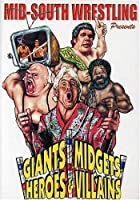 Giants Midgets Heroes & Villains [DVD]