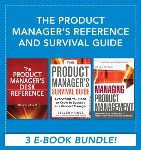 The Product Manager's Reference and Survival Guide (English Edition)