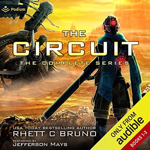The Circuit Audiobook By Rhett C. Bruno cover art