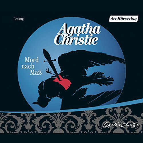 Mord nach Maß audiobook cover art