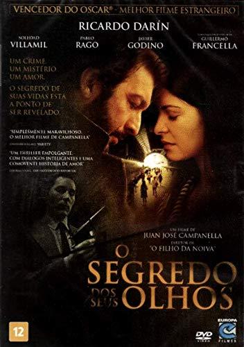 O Segredo dos Seus Olhos - ( El secreto de sus ojos ) Juan Jose Campanella