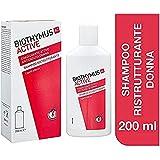 Biothymus Ac Active Shampoo Donna Ristrutturante Anticaduta Capelli...