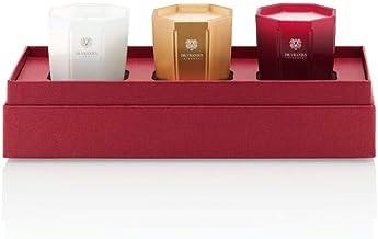 مجموعة شموع معطّرة بالليمون، من د. فرانجس روسو نوبيل، مجموعة من 3 قطع في صندوق هدايا