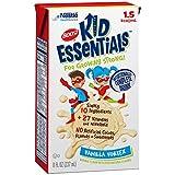 BOOST Kid Essentials 1.5 Balanced Nutritional Drink for Children, Very Vanilla, 8 fl oz (Pack of 27)