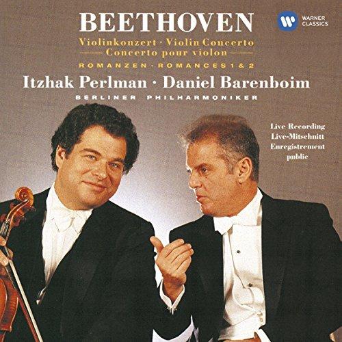 Conc.Violin Romanzas-Perlman-Barenboim-