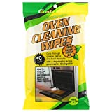 Oven and Microwave Cleaning Wipes – Effectively Removes all Grease, Grime and Food Stains on...
