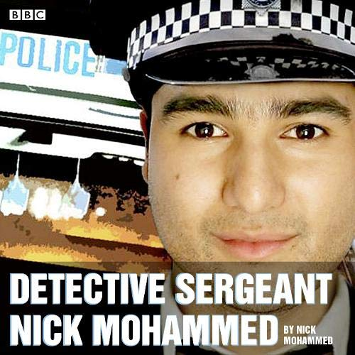 Detective Sergeant Nick Mohammed: The Complete Series 1 and 2 cover art