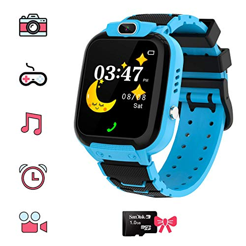 Kids Games Watchs - HD Touch Screen Game Smart Watch with MP3 Music...