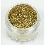Schillerndes Dekorations Glitzer: Gold/Holly Cupcakes Decorating Glitter: Gold