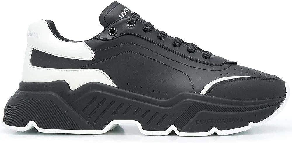 Luxury fashion dolce & gabbana, scarpe sneakers da uomo, in vera pelle 100% CS1791AX58989690