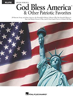 God Bless America  and Other Patriotic Favorites: Flute