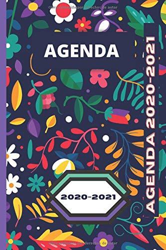 Agenda 2020-2021: agenda anual 2021   Horario   Calendario   Metas diarias  ...