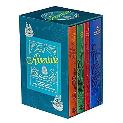Adventure Word Cloud Boxed Set (Word Cloud Classics)