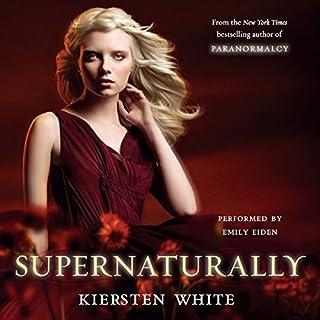 Supernaturally audiobook cover art