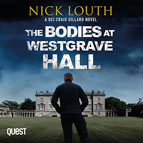 The Bodies at Westgrave Hall cover art