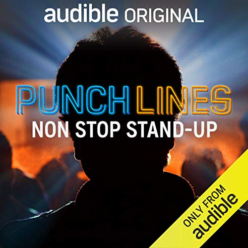 Ep. 6: Super-Sized Stand-Up (Punchlines) copertina