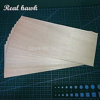 Best Quality - Parts & Accessories - 5pcs/lot 250x100x0.75/1/1.5/2/2.5/3/4/5mm AAA+ Model Balsa Wood Sheets for DIY RC Model Wooden Plane Boat Material - by Waza Ka - 1 PCs