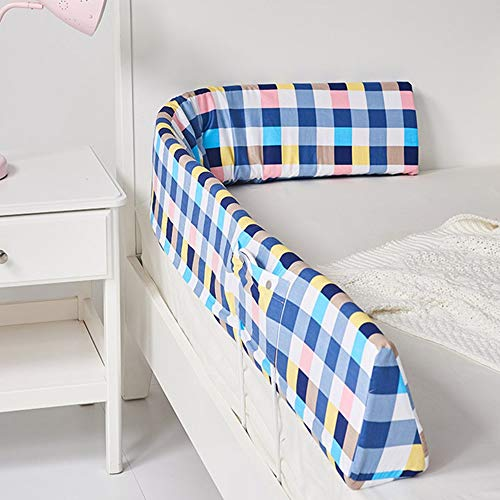 Fantastic Deal! Bed Rails LHA Crib Railing, Portable Folding Bed Railing, Suitable for Children 180,...