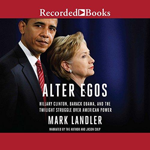 Alter Egos audiobook cover art