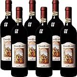 Chianti Calssico DOCG | Banfi | Vino Rosso della Toscana | 6 Bottiglie 75Cl | Idea Regalo