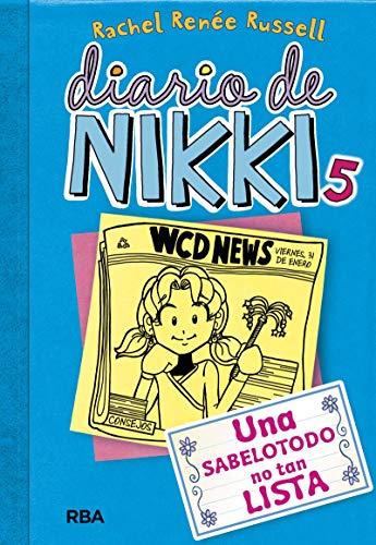 Diario de Nikki 5: Una sabelotodo no tan lista: Una sabelotodo no tan lista: 005
